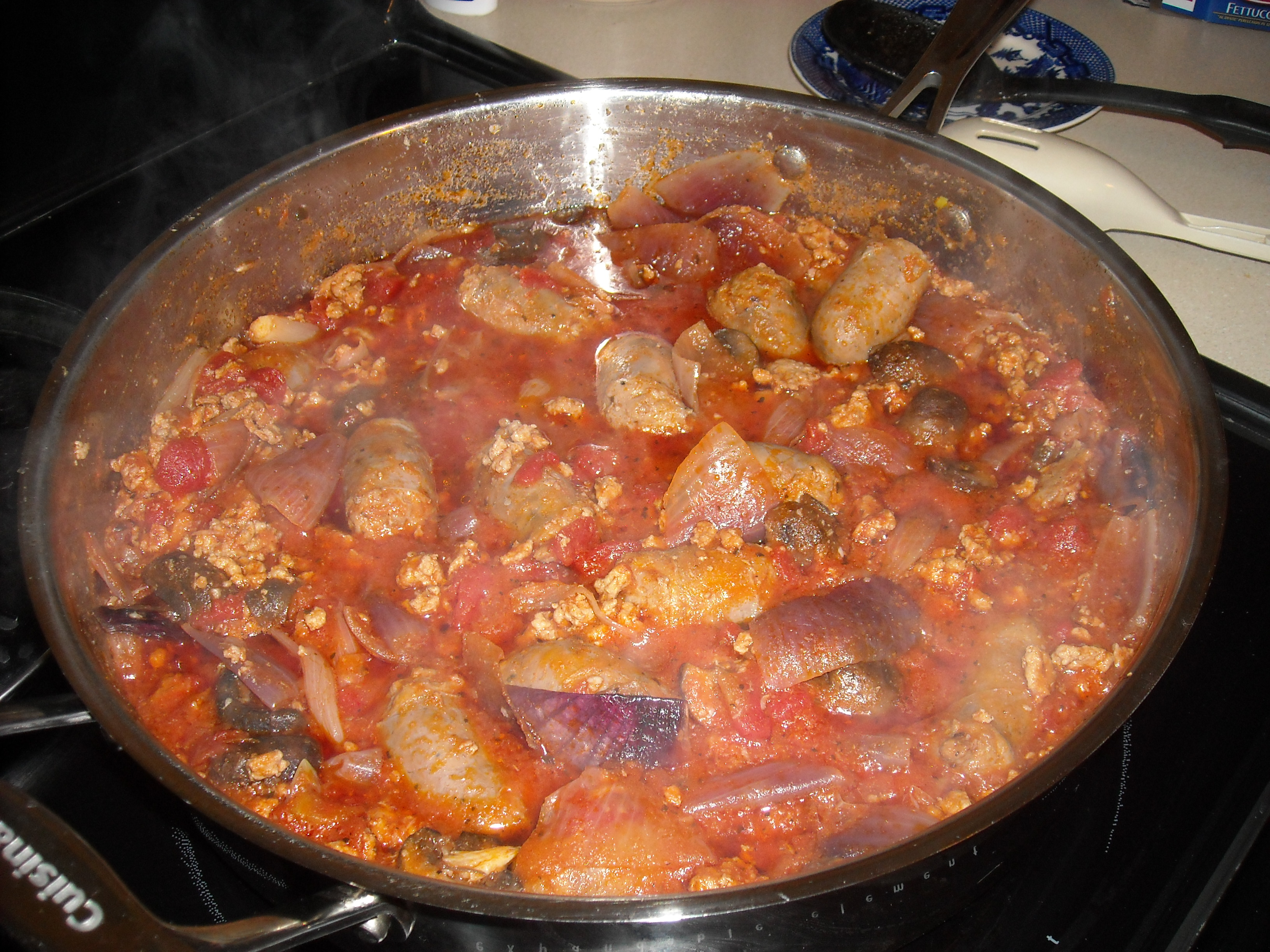 Rustic Bolognese Sauce- Recipe Review