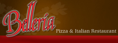 Belleria Pizzeria, pizza, Italian food