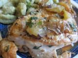 Braised Chicken withFennel