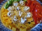 New recipes….appetizer anddessert